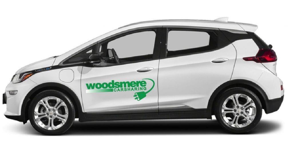 Woodsmere Carsharing Corp. - Chevy Bolt